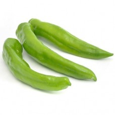 Organic Long Green Pepper